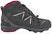 Mammut Nova Mid GTX Boots Kids graphite-crimson